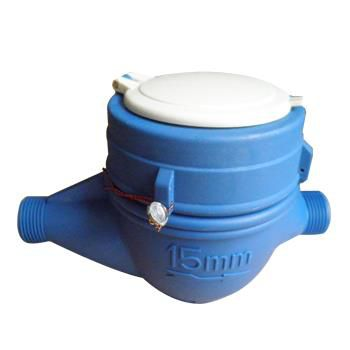 LXSG-15-20(Plastic) Household Water Meter